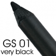 GelStay Waterproof Gel Liner Pencil GS01