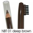 natural brow waterproof eyebrow liners NBT01