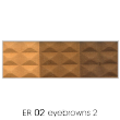 waterproof eyebrow colourER02