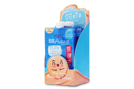 BB Aqua Water Based Make-Up Cream แบบซอง (3g x 6pcs)