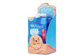 BB Aqua Water Based Make-Up Cream แบบซอง (3g x 6pcs)